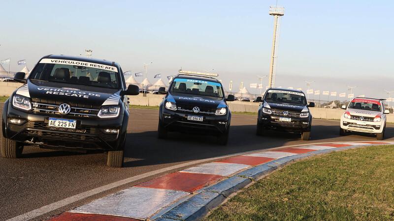 Volkswagen Amarok renueva su compromiso con el TC Pick Up