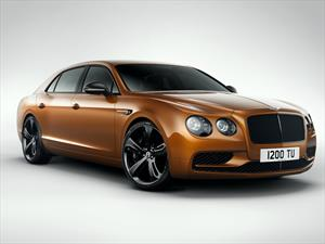 Bentley Flying Spur W12 S se presenta