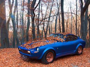 Datsun 280Z por Vilner, la palabra fantástico le queda corta a este auto vintage