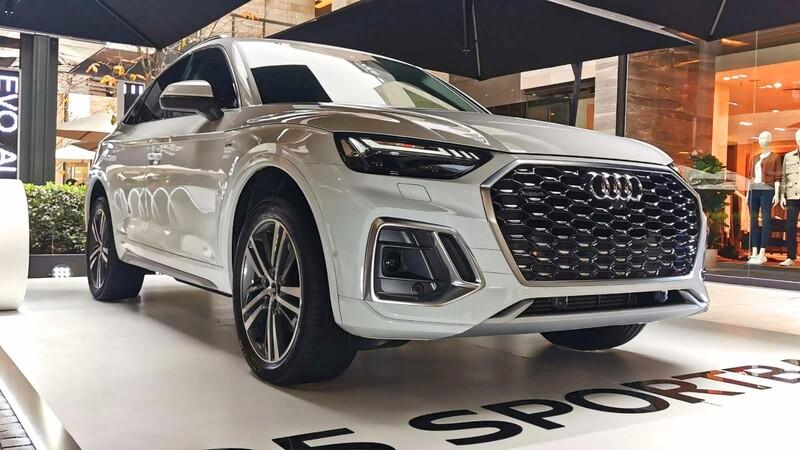 Audi Q5 Sportback en Chile: deportividad en el segmento SUV premium