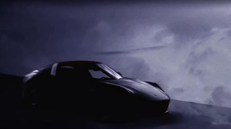 El Porsche 911 Targa 2020, ya tiene fecha de presentación virtual