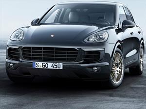 Porsche Cayenne Platinum Edition, excelsa versión alemana