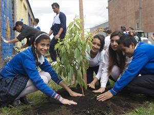 KIA se compromete con el medio ambiente