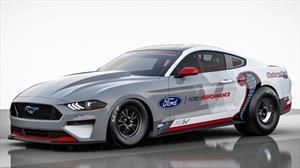 Ford trae de regreso al Mustang Cobra Jet, pero en la forma de un dragster eléctrico