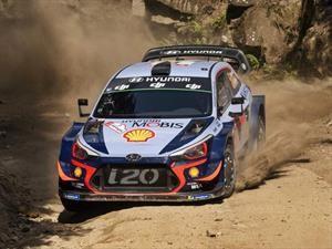 WRC 2018: Hyundai y Neuville ponen el pie encima en Portugal