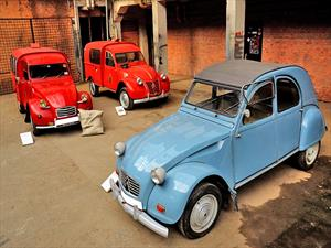 Citroën celebra los 65 años desde la creación de la Citroneta