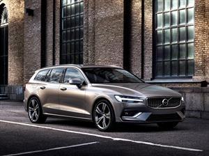 Volvo V60 2019, todo el estilo del XC60 en configuración station wagon
