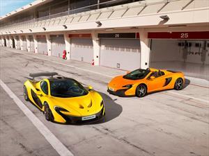 McLaren impone récord de ventas en 2014