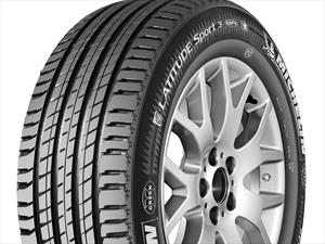 Michelin Latitude Sport 3, para SUV de alta performance