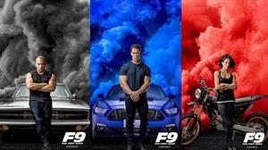 No tan rápido, Fast & Furious 9 posterga su estreno por el coronavirus