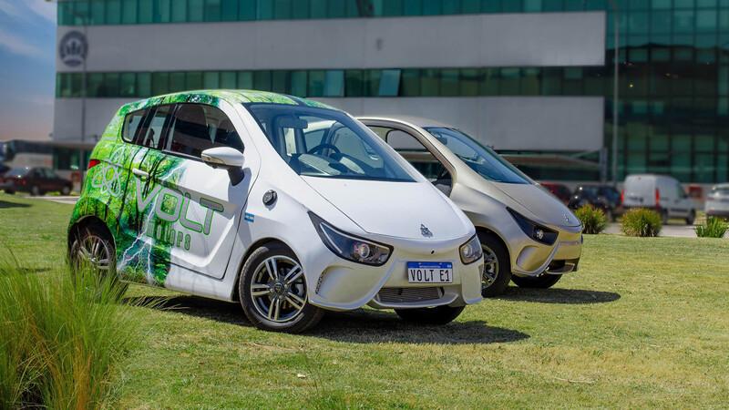 Los autos eléctricos argentinos de Volt Motors ya están homologados