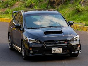 Subaru WRX STi 2016: Prueba de manejo