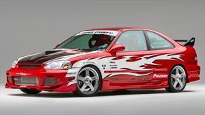 Honda Civic Si de 1999, tuning del Siglo XX