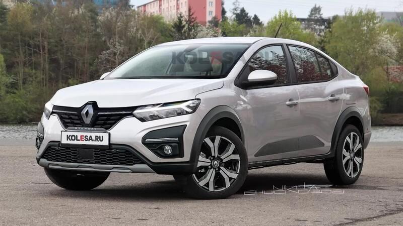 Nuevo Renault Logan Stepway podría ser así