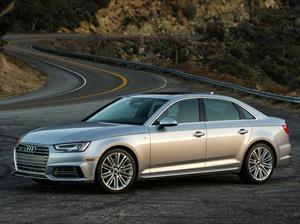 Audi A4 2017 tiene un precio inicial de $39,400 dólares