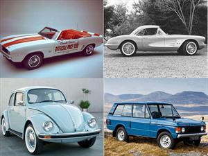 Top 10: Los nombres de autos con más tradición