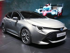 Toyota Auris 2019 es un atractivo compacto sólo para Europa