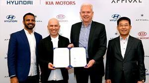 Hyundai y Kia invierten en Arrival para la generación de vehículos comerciales eléctricos