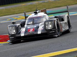 Porsche tirunfa en las 24 Horas de Le Mans 2016