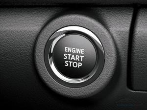 Ojo con el botón de encendido, no olvide apagar su auto
