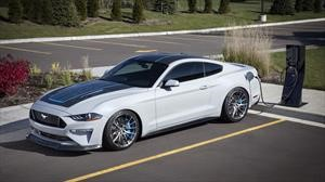 Ford Mustang Lithium, tuning eléctrico