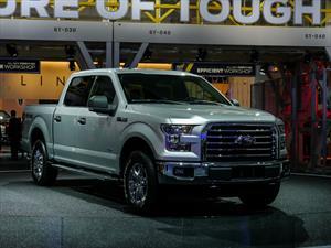Ford F-150 2015 incorpora una novedosa carrocería de aluminio