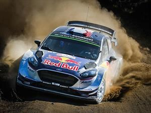 WRC 2017: Ogier gana en Portugal