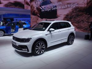 Volkswagen Tiguan 2017 debuta
