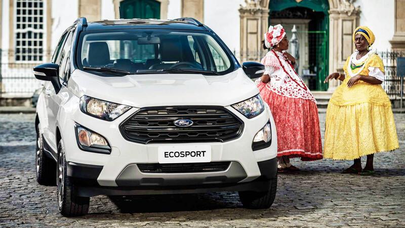 Ford Brasil deja de fabricar los modelos Ecosport, Ka y Ka Sedán