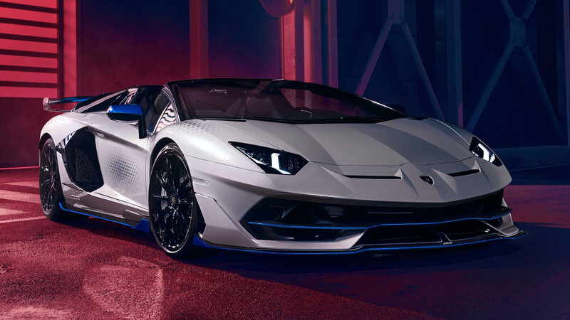 Lamborghini Aventador SVJ edición Xago, un convertible personalizable para 10 afortunados