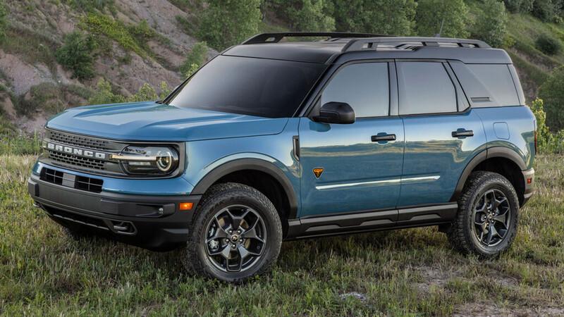 Ford prepara una Bronco Sport de 7 plazas para competir con Jeep