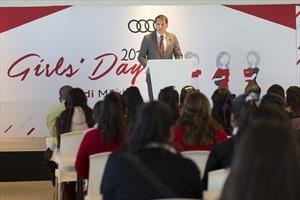 Audi Girls' Day celebra su cuarta edición en México