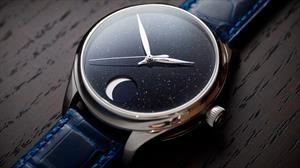 H. Moser & Cie: Endeavour Perpetual Moon Concept Aventurine
