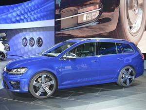 Volkswagen Golf R Variant, un deportivo familiar