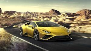 Lamborghini Huracan EVO RWD 2020, modo experto