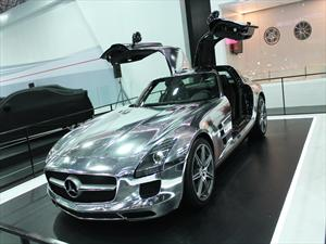 Salón del Automóvil de Santiago: 4 al 15 de octubre de 2012
