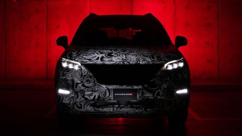 Dodge anuncia el lanzamiento en México de una nueva SUV