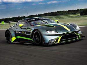 Aston Martin Vantage GT3 y GT4 estuvieron presentes en Le Mans