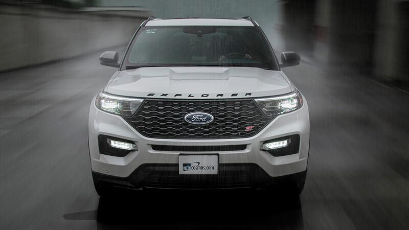 Ford Explorer ST 2020 a prueba, deportividad para disfrutar en familia