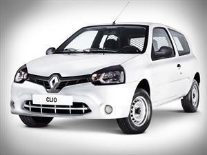 Nuevo Renault Clio Work, el utilitario más económico de Argentina