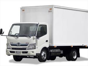 HINO Dutro Híbrido, camión amigable con el medio ambiente