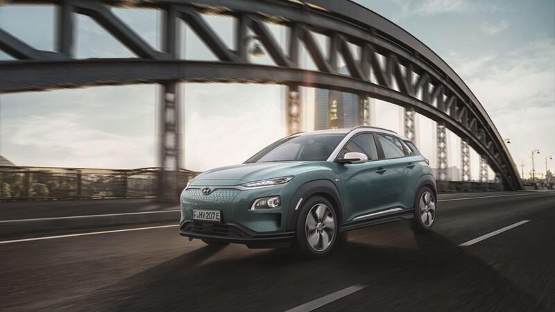 Hyundai traerá el Kona EV a Chile este mismo año