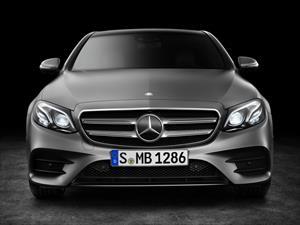 9 tecnologías que ofrece el Mercedes-Benz Clase E 2017