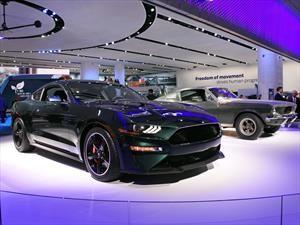 Los mejores lanzamientos del Auto Show de Detroit 2018