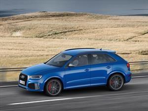 Audi RSQ3 Performance 2018 en Chile, la cruza entre un crossover y una montaña rusa