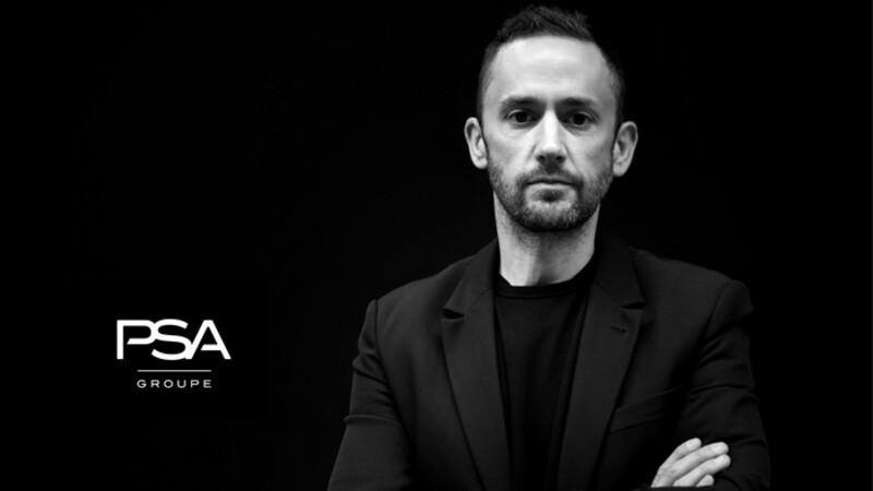 Matthias Hossann es el nuevo Director de Diseño de Peugeot