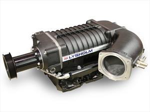 ¿Cuánta potencia genera un compresor mecánico?