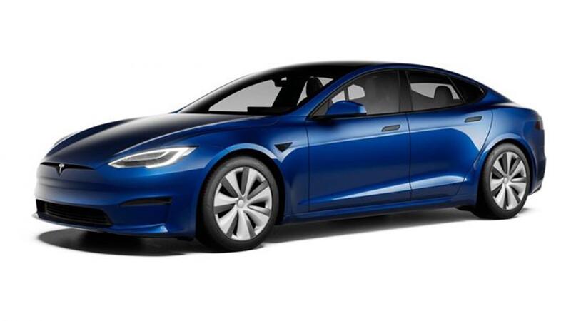 Tesla Model S y Model X Plaid 2022, ahora más futuristas y tecnológicos