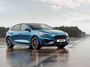 Ford Focus ST 2019, 276hp de Europa, para casi todo el mundo