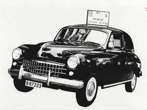 El primer SEAT se presentó hace 65 años